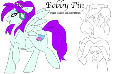 Zee NextGens: Bobby Pin by Zee-Stitch
