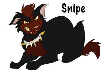 Snipe by Zee-Stitch
