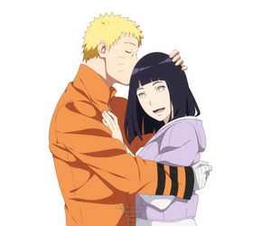 NaruHina *Love ya babe* by vicio-kun