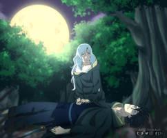 Commission - Bad memories by vicio-kun
