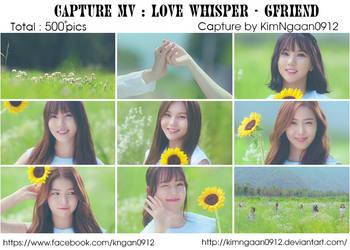 [PHOTOPACK] LOVE WHISPER - GFRIEND by KimNgaan0912