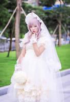 shiro lolita - bride by himeogi