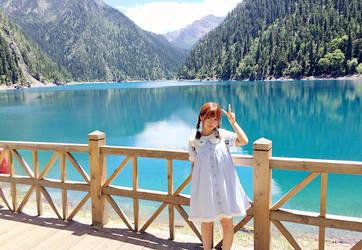 jiuzhai valley national park by himeogi