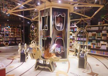 Zongshuge bookstore by himeogi