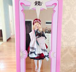shinku test costume by himeogi
