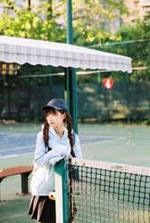 girl by himeogi