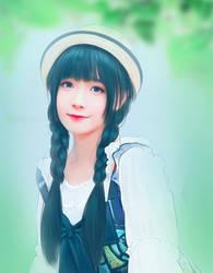 portrait by himeogi