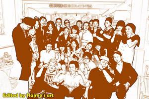 my classmates :) by hma2
