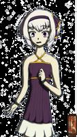 Kioku OC Colored by NokyoOkami