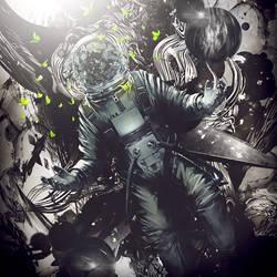 Astronaut by Eunice55