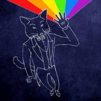 Throng Thursday - Fox Magician by KahunaBlair
