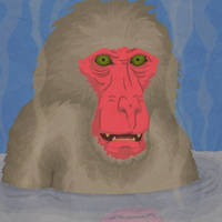 Wild Wednesday - Macaque by KahunaBlair
