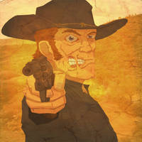 Throng Thursday - Jonah Hex by KahunaBlair