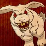 MonsterMonday - KillerRabbit by KahunaBlair