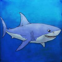 Wild Wednesday - Shark by KahunaBlair