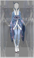 (SET PRICE - CLOSED) Adopt  - Outfit 6 by cathrine6mirror