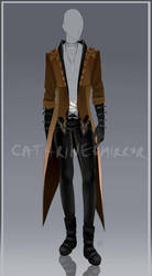 (CLOSED) Adopt Auction - Outfit 31 by cathrine6mirror