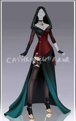 (CLOSED) Adopt auction - Outfit 74 by cathrine6mirror