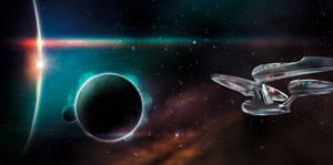 Star Trek - The final frontier by ismaelArt