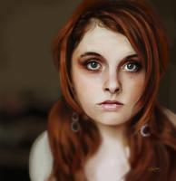 A Portrait of Amy by MarkAndrewNeilson