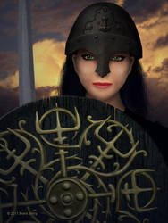 She Is by Vegvisir