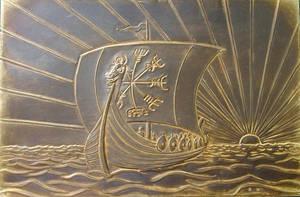 Wind in my sail by Vegvisir