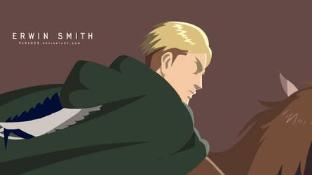 Erwin Smith minimalist by KxKx025