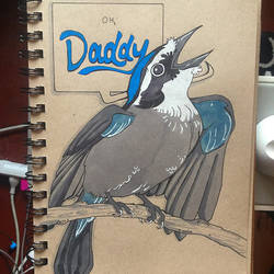 Oh Daddy by SPARROUU