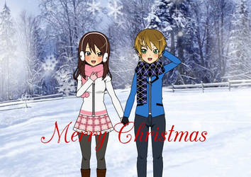 Christmas by PrincesseArtemis