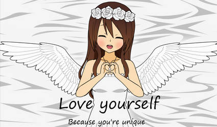 Love yourself by PrincesseArtemis