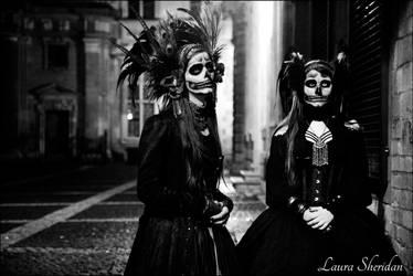 Dead Sisters by SheridansArt
