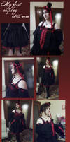 AVcon: Final cosplay by Wing-shadow