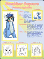 SD: Daphy profile by Wing-shadow