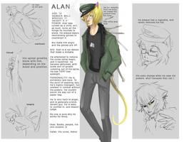 Judge NPC: Alan by Wing-shadow