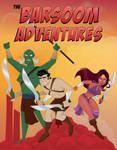 Barsoom Adventures by JK-Antwon