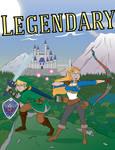 Zelda - Legendary Poster by JK-Antwon