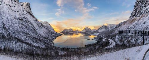 Fjord by misa2525