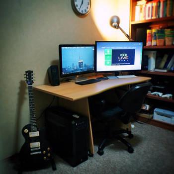 My Workspace 4 by cheyrek