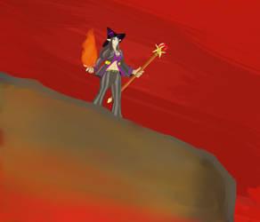 Volcanic Sora by Cobra-11