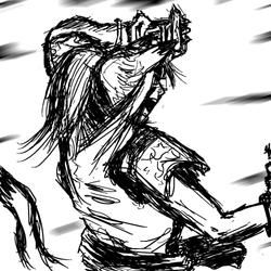Maeko Asuran fisting by Cobra-11