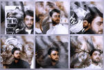 6 Daniel Radcliffe Icons by fran-snchz