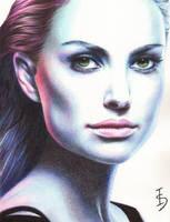 Natalie Portman by IreneShpak