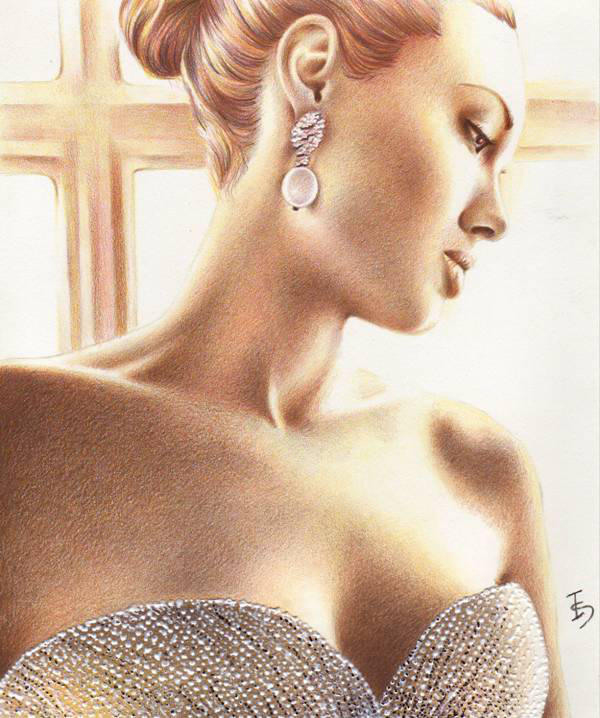 Angelina by IreneShpak
