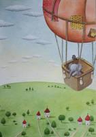 Little Traveller by IreneShpak