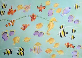 Fishies by IreneShpak