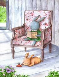 Tillie's Stories by IreneShpak