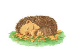 Sweetest Nap by IreneShpak