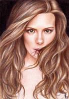 Kate Beckinsale by IreneShpak