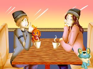 [PA] Tiempo de calidad juntos by AimiTsukiBelea