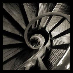 way down... by rocktoberchild
